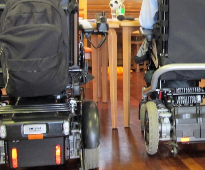 Logo für Behinderung und mehr