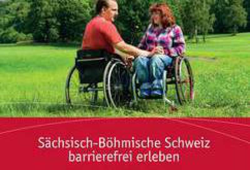 Auszug Titelbild Sächsische Schweiz barrierefrei